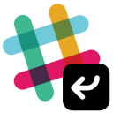 Slack Reply Button